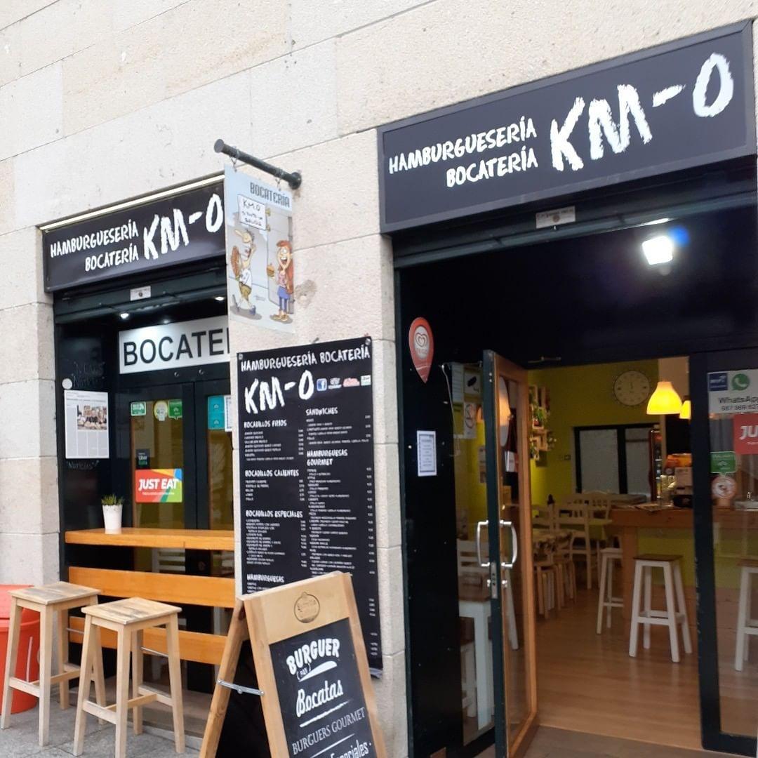 Hamburguesería Bocatería Km-0 Ourense