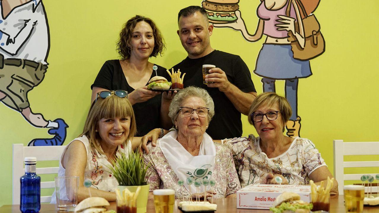 En la hamburguesería KM0 han preparado un pincho especial para recaudar fondos para Afaor